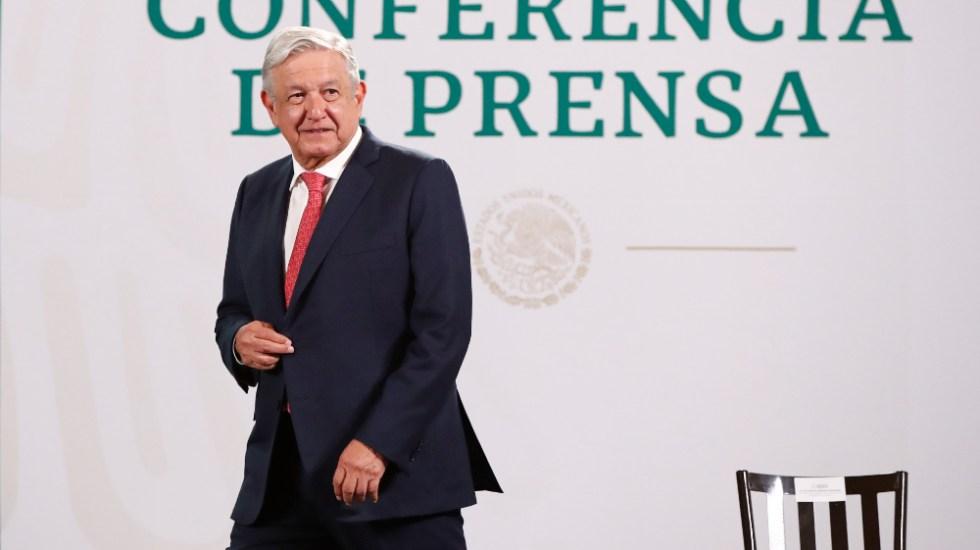 Soy hombre de principios, estoy en contra de reelección: López Obrador - AMLO Lopez Obrador conferencia