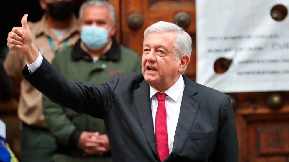 AMLO celebra que partidos cercanos a la 4T mantengan mayoría simple en Cámara de Diputados - AMLO López Obrador elecciones 2021