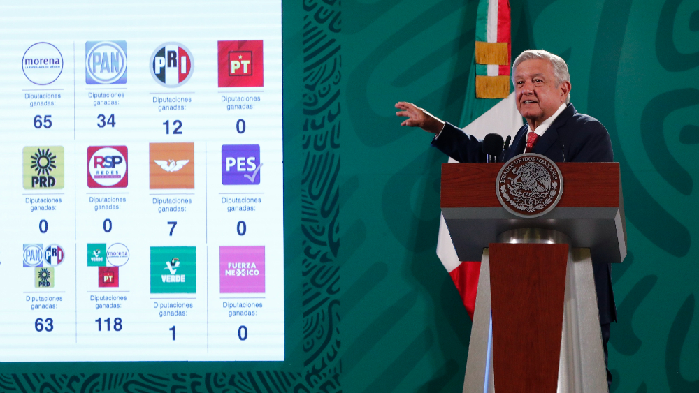 Tras elección, 4-T se consolidará con más apoyos: López Obrador - AMLO López Obrador partidos