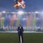 #Video Andrea Bocelli emociona al Olímpico con el 'Nessun Dorma' para abrir la Eurocopa