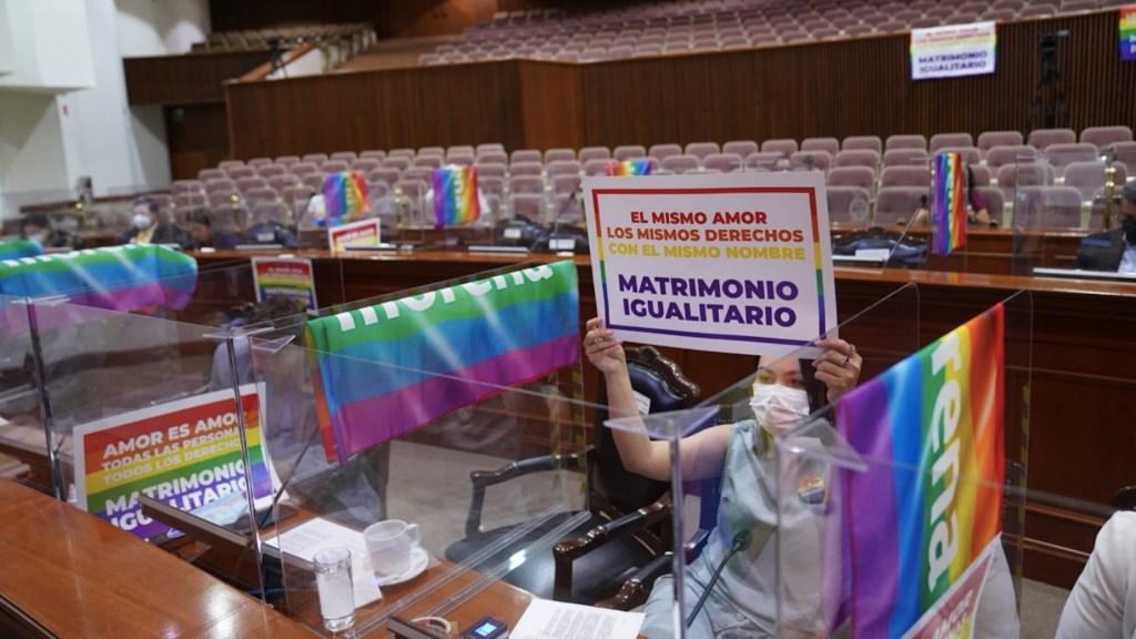 Sinaloa aprueba el matrimonio igualitario - Sinaloa aprueba el matrimonio igualitario. Foto de Congreso de Sinaloa