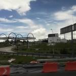 Asaltan a más de 40 automovilistas en Arco Norte