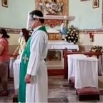 #Video Balacera interrumpe misa en Iguala, Guerrero
