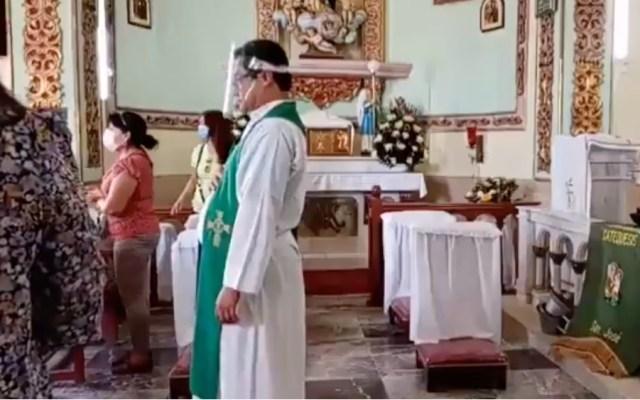 #Video Balacera interrumpe misa en Iguala, Guerrero - Balacera Parroquia Iguala Guerrero