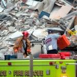 Hay 51 personas desaparecidas tras derrumbe en edificio de Miami Beach