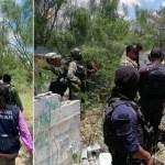 Buscan a desaparecidos sobre la carretera Monterrey-Nuevo Laredo