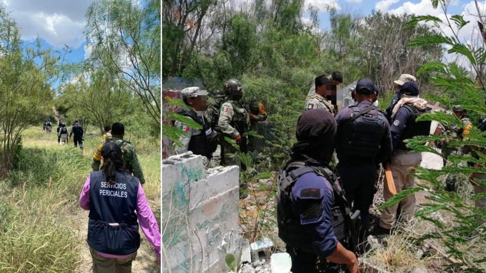 Buscan a desaparecidos sobre la carretera Monterrey-Nuevo Laredo - búsqueda desaparecidos carretera Monterrey-Nuevo Laredo