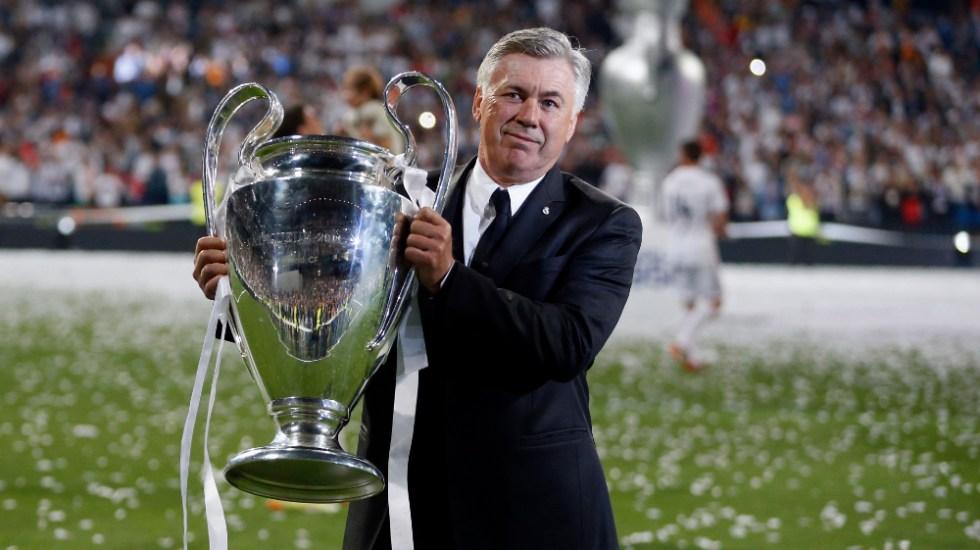Real Madrid anuncia a Carlo Ancelotti como su nuevo entrenador - Carlo Ancelotti