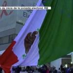 #EnVivo Domingo de elecciones en México - Ceremonia de inicio de las elecciones 2021. Captura de pantalla
