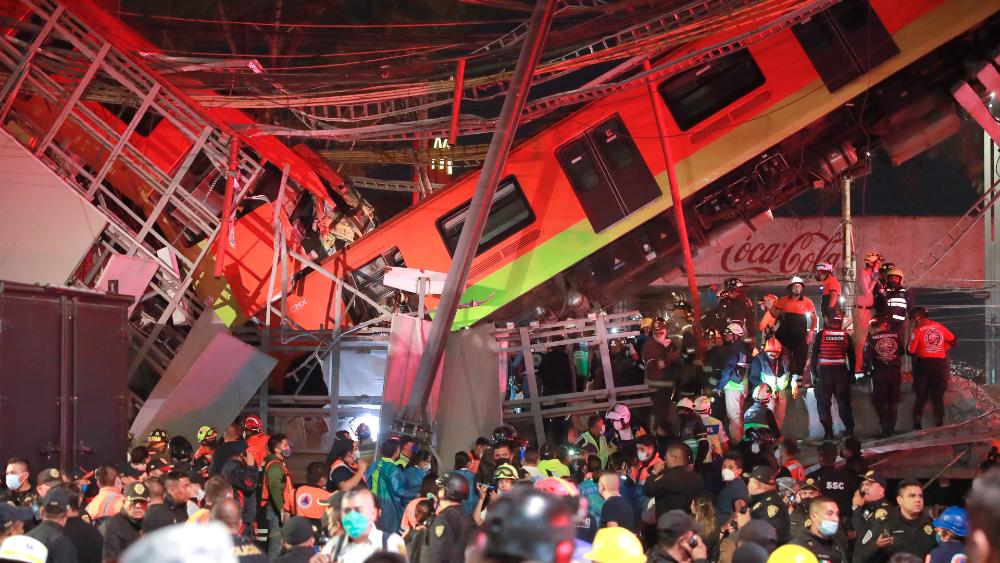 A tres meses del colapso de la L12 del Metro de CDMX no hay un detenido - colapso Línea 12 Metro CDMX