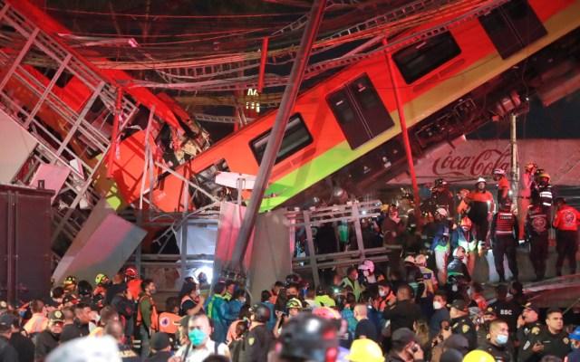 Aplazan hasta diciembre audiencia por colapso de la Línea 12 del Metro - colapso Línea 12 Metro CDMX