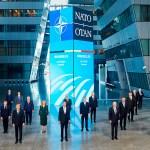 La OTAN pone a China en el punto de mira - Foto de familia de la cumbre de líderes de la OTAN que se celebra en Bruselas. Foto de EFE