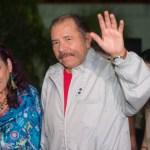 La ofensiva de Daniel Ortega contra los medios y periodistas en Nicaragua - El dictador nicaragüense, Daniel Ortega y su esposa, Rosario Murillo. Foto de Archivo / La Prensa Nicaragua.