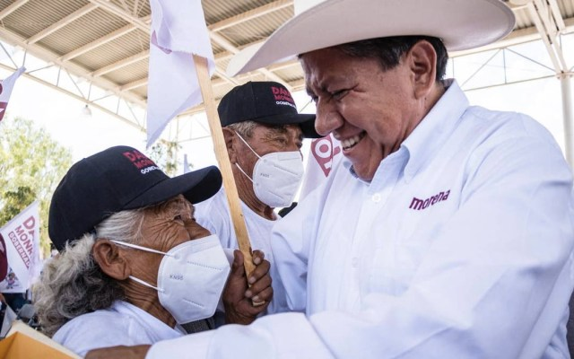 Tribunal Electoral revoca sentencia del INE contra David Monreal y candidato a diputación federal en Zacatecas - David Monreal Ávila Zacatecas