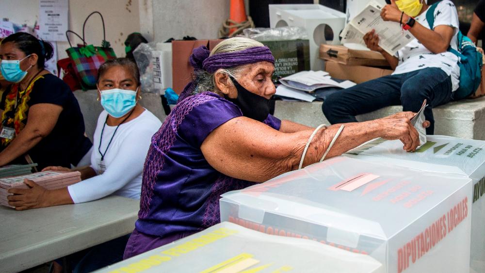 #EnVivo Consulta aquí el Programa de Resultados Electorales Preliminares (PREP) - Denuncias Oaxaca elecciones 6 de junio