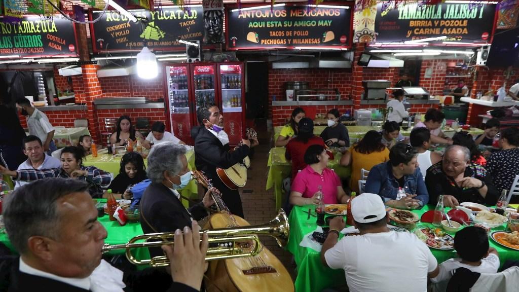 antros Día del padre México COVID-19 2