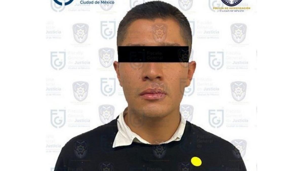 """Dictan prisión preventiva a Diego """"H"""", acusado de arrollar a dos jóvenes en Iztacalco"""