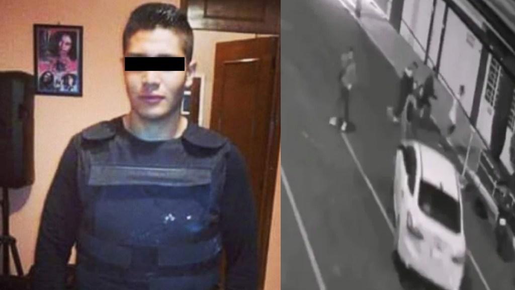 Dan de alta a Fernanda Cuadra, joven atropellada en Iztacalco - Diego Helguera Iztacalco