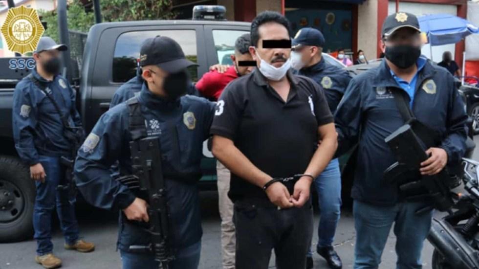 "Capturan a 'El Chiquis', presunto líder de la banda ""Los Malcriados 3AD"" - El Chiquis Los Malcriados 3AD"