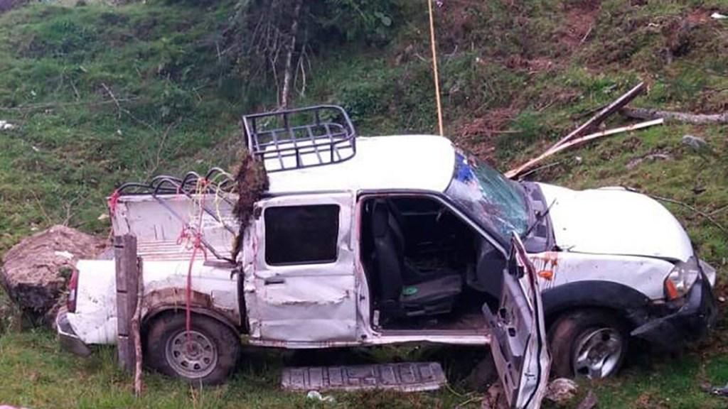 Denuncia Jesús Zambrano asesinato en Chiapas de cinco perredistas - Emboscada a perredistas en Chiapas. El Heraldo de Chiapas