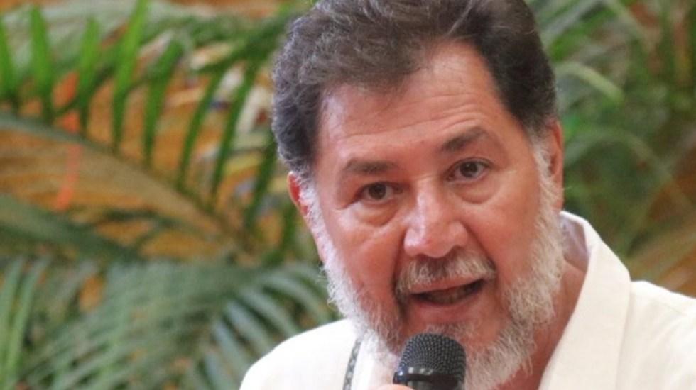 """""""Voy a buscar ser el relevo del compañero presidente"""", Fernández Noroña buscará la presidencia en 2024"""
