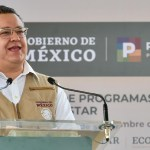 Gabriel García renuncia a la Coordinación General de Programas para el Desarrollo