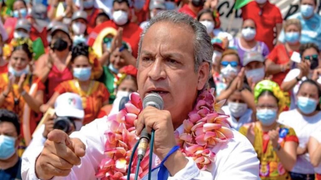 """""""Salieron más rateros que nosotros"""", candidato de Oaxaca se queja de aspirantes de Morena -"""