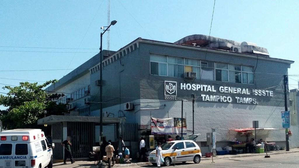 Hospital del ISSSTE de Tampico aún no recibe premio de rifa del avión presidencial - Hospital del ISSSTE de Tampico aún no recibe premio de rifa del avión presidencial. Foto de Google Maps