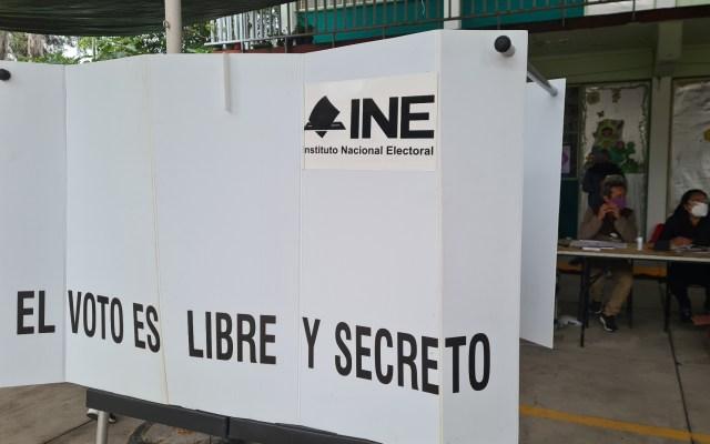 Crimen organizado estuvo presente en hasta 35 por ciento de México en elecciones - Crimen organizado INE casilla elecciones México 2 delitos