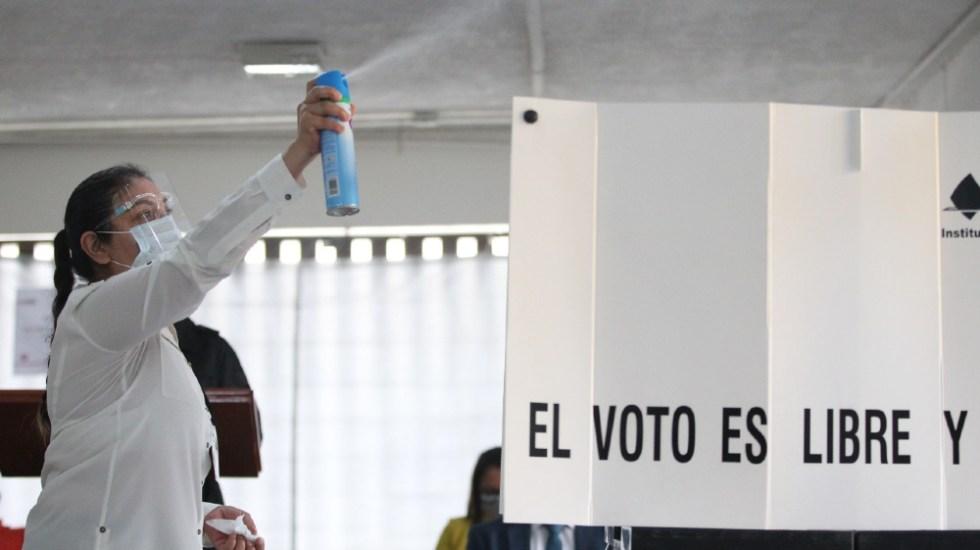 Elecciones 2021: Número de casillas que se prevén instalar en México - INE elecciones 2021 voto casillas 6