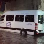 #Video Fuertes lluvias provocan inundaciones en Atizapán, Ecatepec y Tlalnepantla