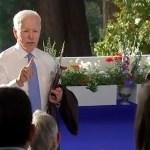 """#Video """"Si no lo entiendes estás en la profesión incorrecta"""", Biden estalla contra reportera"""