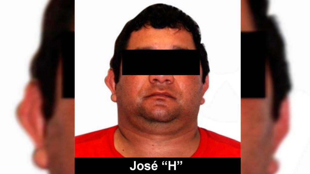 Dan 37 años de cárcel a 'El Gafe', líder del Cártel del Golfo - José Tiburcio, alias 'El Gafe'. Foto de FGR