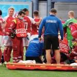 Reanudarán el Dinamarca contra Finlandia de la Eurocopa tras desvanecimiento de Eriksen