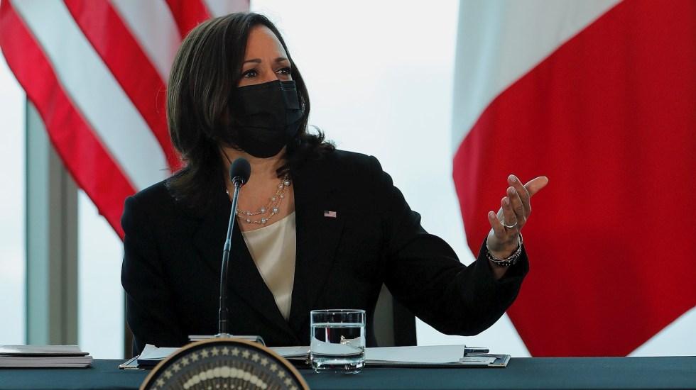 EE.UU. invertirá en México 130 millones de dólares para impulsar Reforma Laboral - Kamala Harris Visita a México