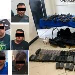 Detienen a 'La Vaca', presunto líder criminal implicado en masacre en Reynosa