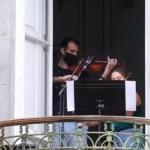 El Himno de la Alegría pone ritmo en Gran Canaria al Día Europeo de la Música