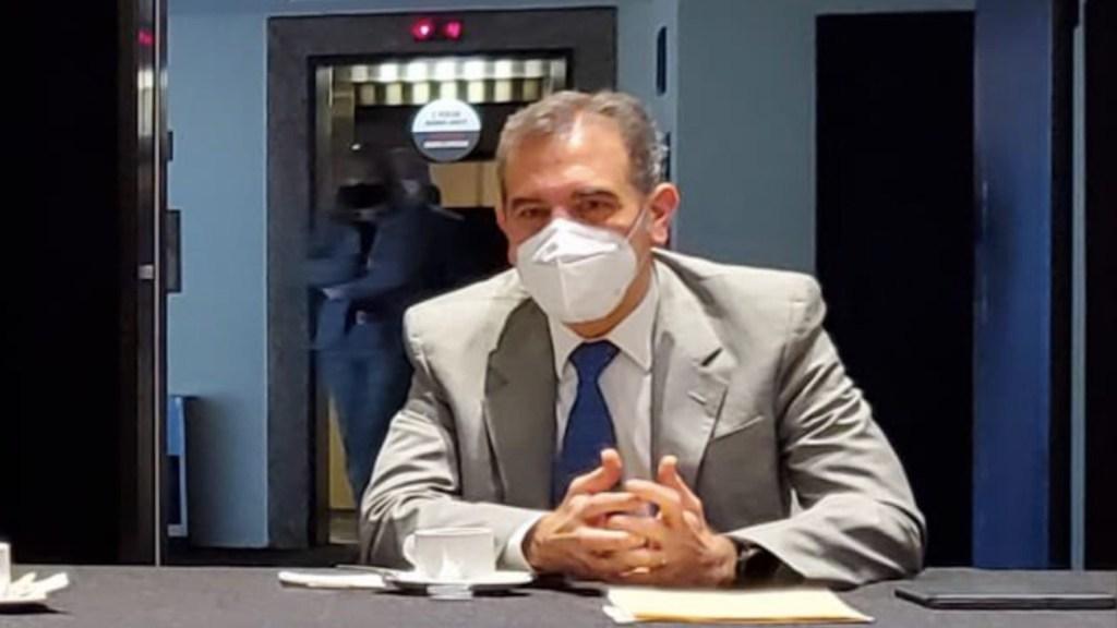 Democracia no es ni será víctima de la pandemia, asegura Lorenzo Córdova - Lorenzo Córdova Vianello, presidente del INE. Foto de @lorenzocordovav