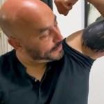 Lupillo Rivera responde a críticas por tapar tatuaje de Belinda