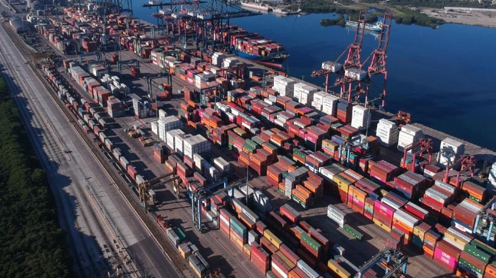 México sigue siendo el principal socio comercial de EE.UU. - Manzanillo puerto Colima México