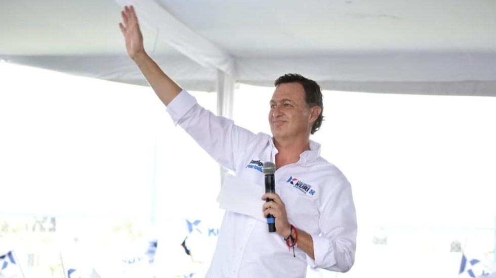 Es hora de quitarse la camisa de partido y ponerse la de Querétaro: Mauricio Kuri - Mauricio Kuri Querétaro