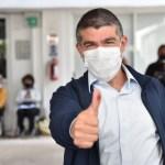 Mauricio Tabe revisará y denunciará las irregularidades de Víctor Hugo Romo en Miguel Hidalgo - Mauricio Tabe