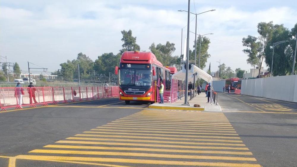 Semovi implementará Metrobús de Tláhuac a Metro Coyuya - Metrobús Tláhuac