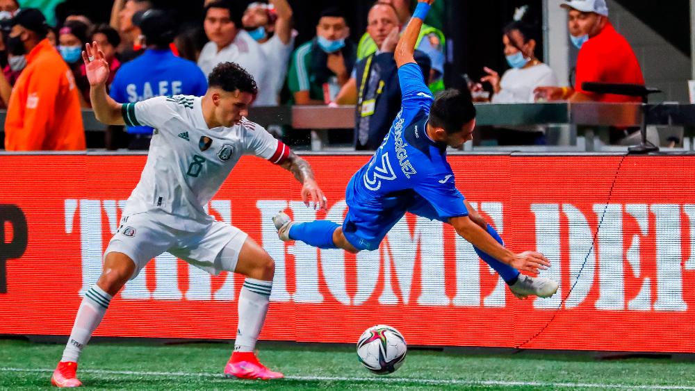 México decepciona y empata a cero goles ante Honduras - México Honduras amistoso 12jun21
