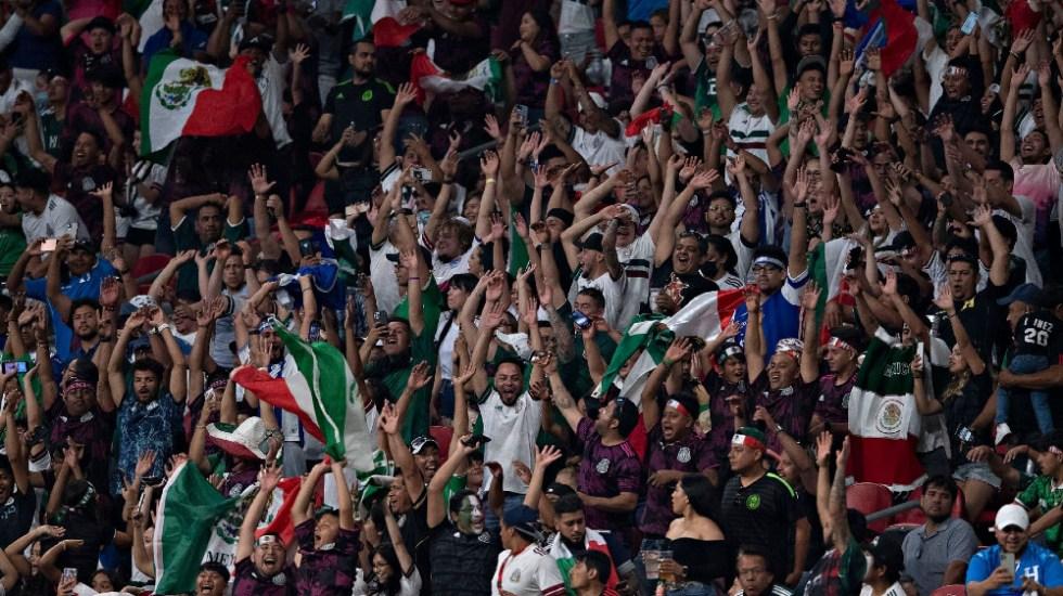Ante grito homofóbico, FMF debe acelerar cumplimiento de convenio contra discriminación: Conapred - Mexico Tricolor aficionados grito Conapred