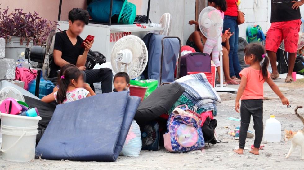 Juez ordena restaurar programa migratorio 'Permanezcan en México' - Juez ordena restaurar programa migratorio 'Permanezcan en México'. Foto de EFE