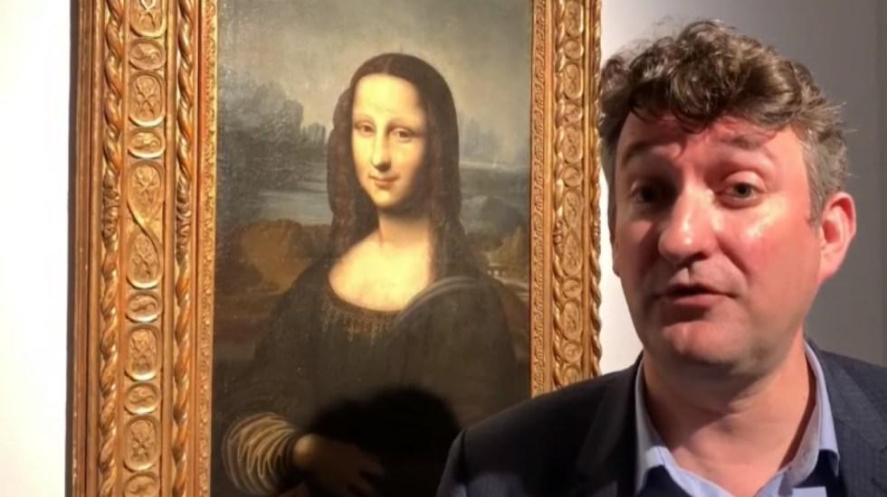 Una réplica de la Mona Lisa, a subasta en París por 200 mil euros