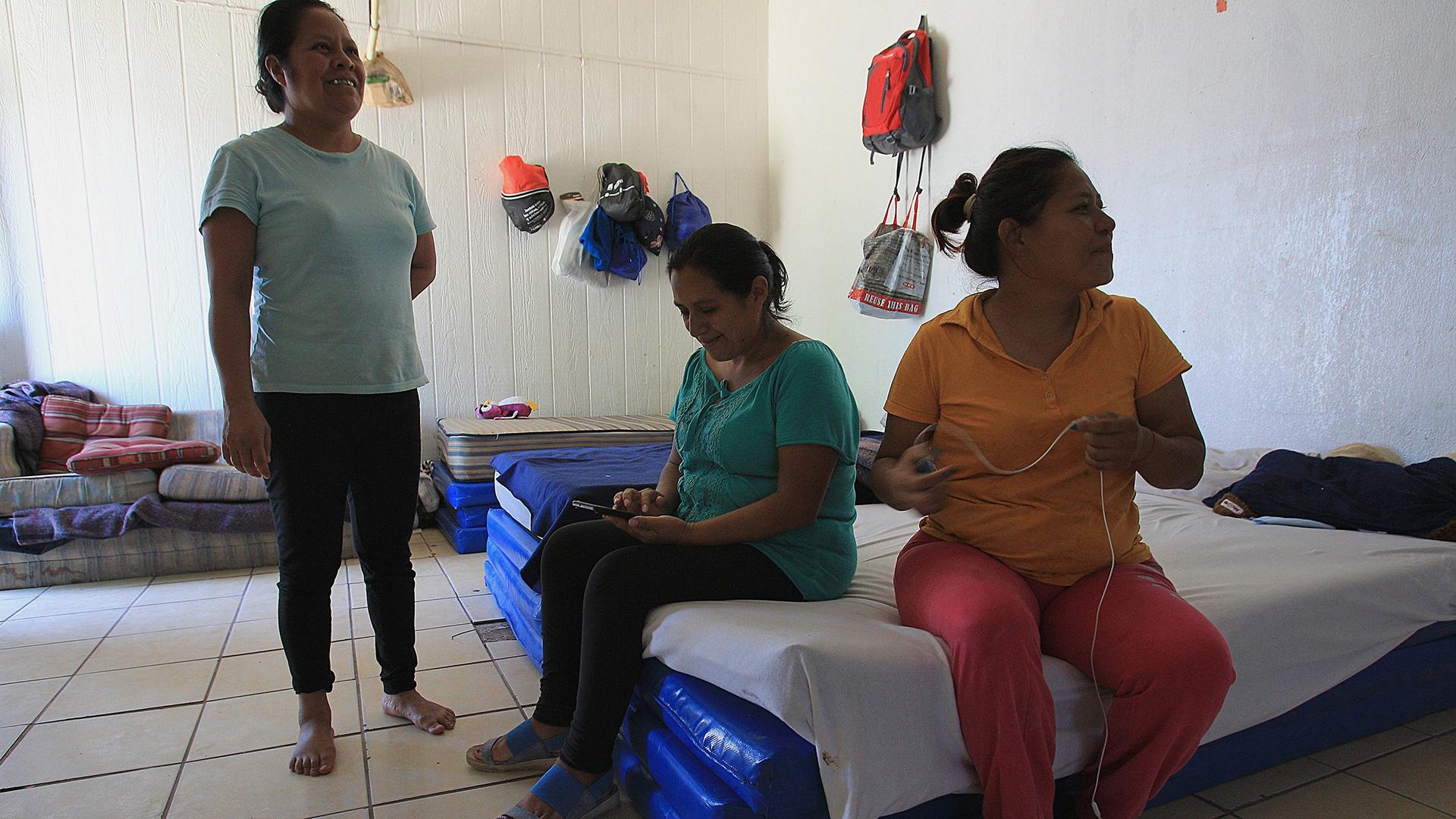 México rompió récord de solicitudes de asilo, con 50 mil
