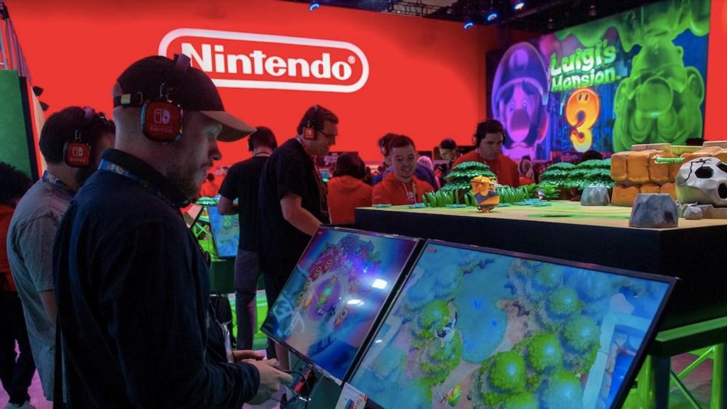 Nintendo anuncia nuevos 'Zelda' y 'Metroid', pero no renueva su consola - Nintendo anuncia nuevos 'Zelda' y 'Metroid', pero no renueva su consola. Foto de EFE