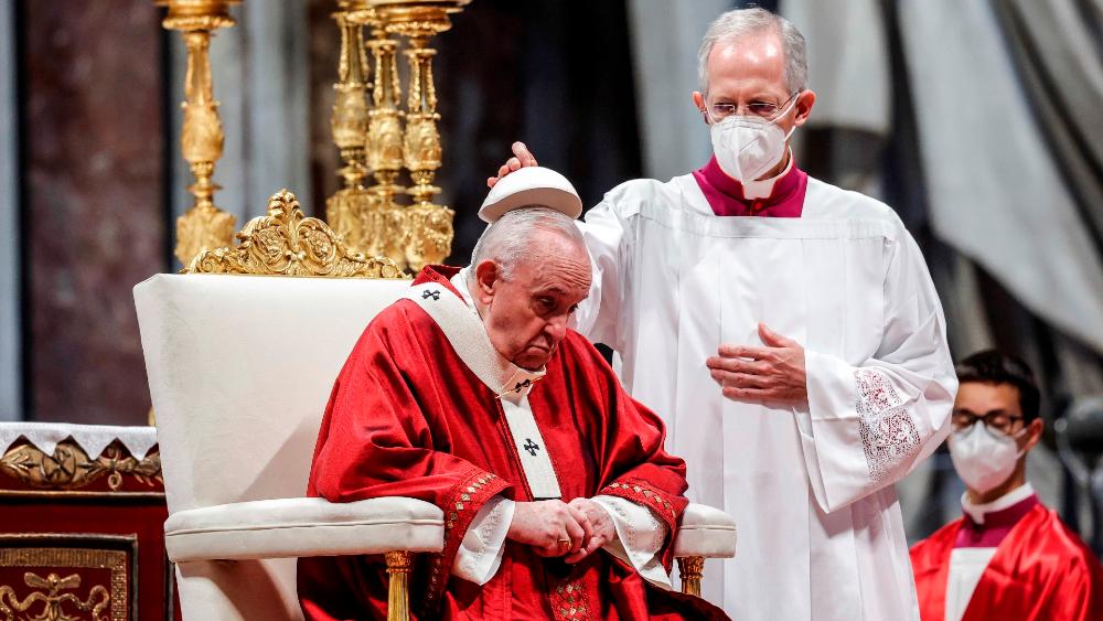Solo una Iglesia libre es una Iglesia creíble: papa Francisco - Papa Francisco